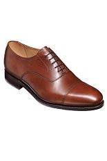Barker Malvern Shoes - Walnut Calf