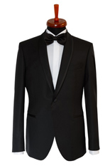 Gentlemen`s Corner Slim Fit Dinner Jacket - Bolton