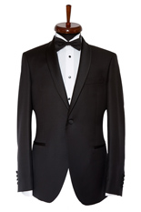 Gentlemen`s Corner Slim Fit Dinner Jacket - Connoisseur Windsor