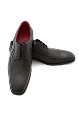 Gentlemen`s Corner Shoes - Brent Black