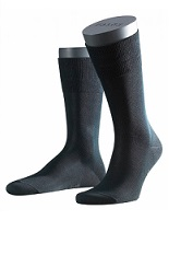 FALKE Tiago Short sock - Black