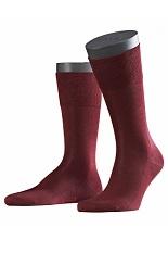 FALKE Tiago Short sock - Barolo
