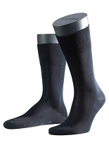 FALKE Tiago Short sock dark navy