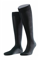 FALKE Tiago Knee-high black