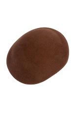 Panizza Flatcap - Brown