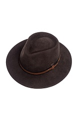 Bigalli Expedition Hat - Brown