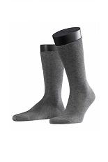 FALKE Tiago Short Sock - Light Grey