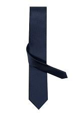 Gentlemen`s Corner Navy Silk Tie