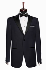 Gentlemen`s Corner Slim Fit Dinner Jacket - Mason