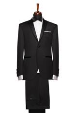 Gentlemen`s Corner Slim Fit Dinner Suit - Cardiff
