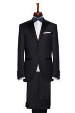 Gentlemen`s Corner Slim Fit Dinner Suit - Essex Navy