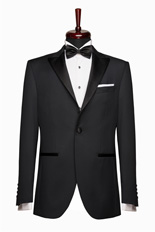 Gentlemen`s Corner Slim Fit Dinner Jacket - Dalton