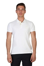 Oxford University Polo - White