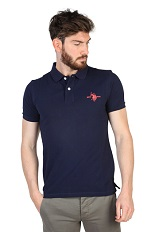 U.S. Polo Assn Polo Shirt - Blue