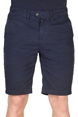 Oxford University Bermuda Shorts - Navy