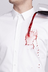 Gentlemen`s Corner White Shirt - Resists Stains and Perspiration