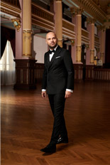 Gentlemen`s Corner Slim Fit Dinner Suit - Lancaster