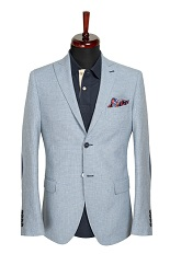 Gentlemen`s Corner Slim Fit Casual Jacket - Miles