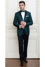 Gentlemen`s Corner Slim Fit Dinner Jacket - London