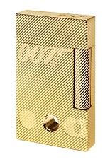 S.T. Dupont Lighter Ligne 2 Gold James Bond 007