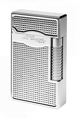 S.T. Dupont Le Grand Lighter - Silver Palladium Plated