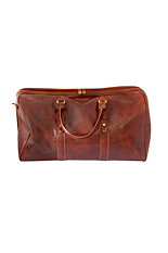 Monaco Travel Leather Bag