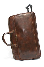 Trolley Leather Bag