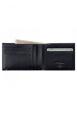 S.T. Dupont Billfold / 6 credit cards / ID papers
