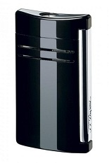 S.T. Dupont MaxiJet Lighter - BLACK AS NIGHT