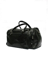 Positano Travel Leather Bag