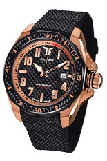 Ceas TF Est. Automatic Rose Gold - Black