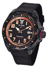 Ceas TF Est. Automatic Black PVD - Rose Gold