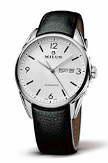 Ceas MILUS - TIRION CLASSIC STEEL - SILVER