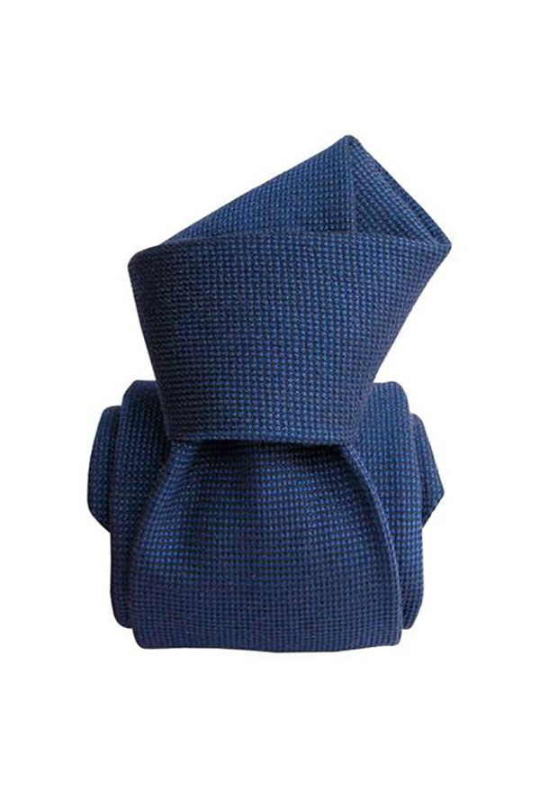 Cravata matase Royal Blue Gentlemen`s Corner Luxury - NOU!