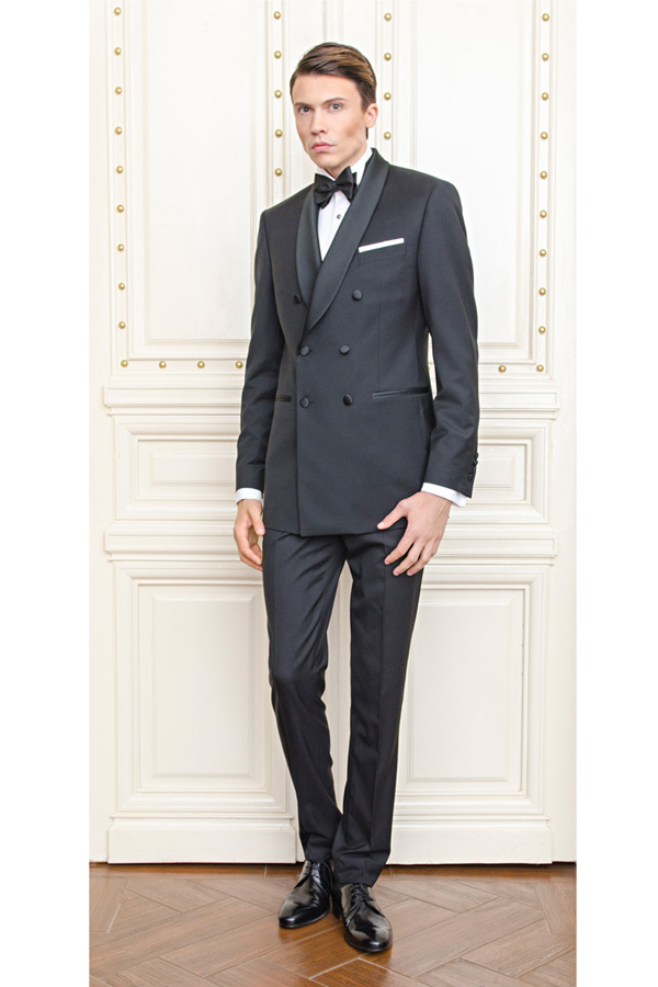 Smoking Slim Fit Gentlemen`s Corner - Hampton