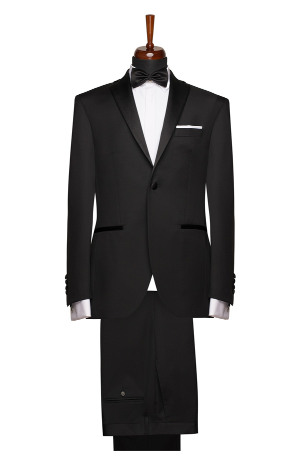 Costum ceremonie Slim Fit Gentlemen`s Corner - Cardiff - NOU!