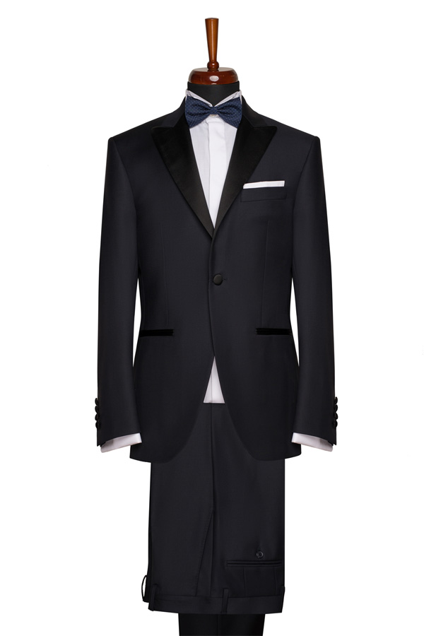 Costum ceremonie Slim Fit Gentlemen`s Corner - Essex Navy - NOU!