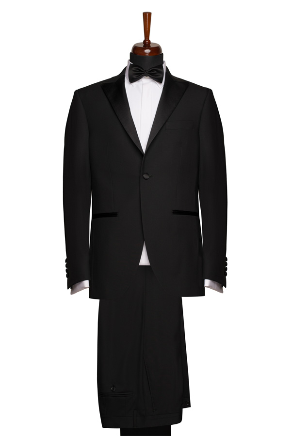 Costum ceremonie Slim Fit Gentlemen`s Corner - Spencer - NOU!