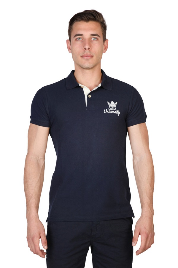Tricou Polo Oxford University - Blue
