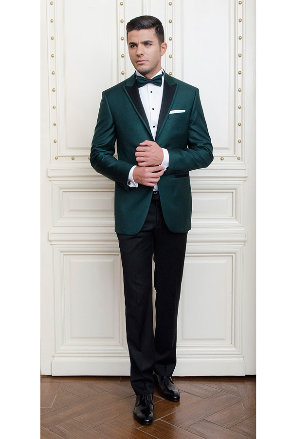 Sacou smoking Slim Fit Gentlemen`s Corner - London - NOU!